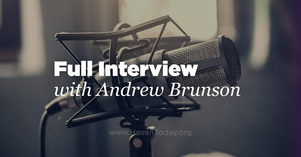 full-interview-andrew-brunson